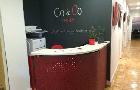 Co and Co CENTER, un nuevo espacio para el CoWorking que destaca por sus servicios e instalaciones