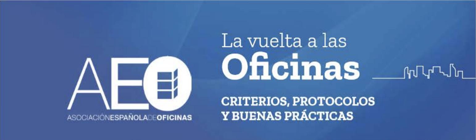 guía de la asociación española de oficinas