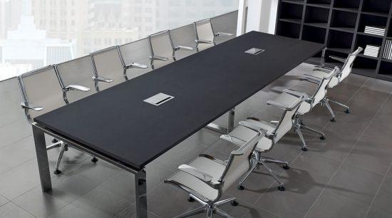 Mesa de Reunión Concepto