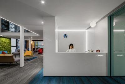 Conozca las nuevas oficinas de CROYO ubicadas en China