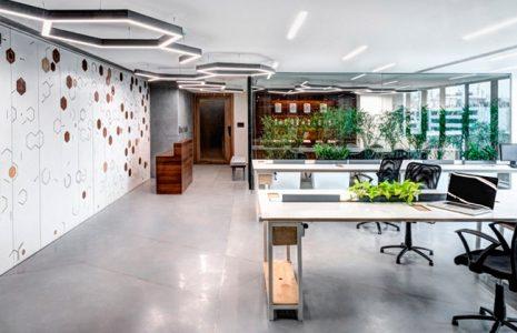 Diseños inteligentes para mejorar la productividad en la oficina