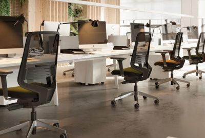 Mobiliario de oficina ideal para zonas operativas