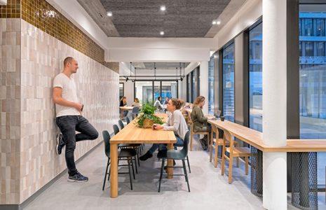 Descubra el diseño para la sede central de Uber en Ámsterdam