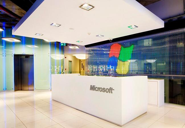 Descubra 4 oficinas de microsoft en el mundo for Oficinas de microsoft
