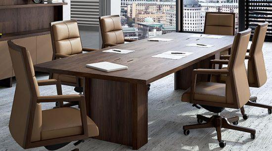 Mesa de reunión - EQIN Estudio Mobiliario y Reformas de Oficina