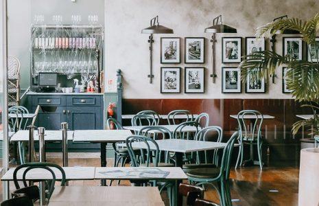 Diseño de restaurantes y bares, cómo ha cambiado