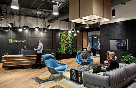 Descubra 4 oficinas de Microsoft en el mundo