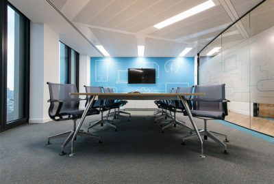 Los efectos psicológicos del color en la oficina (parte 1)