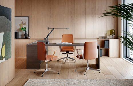 3 sillas para la oficina directiva del futuro