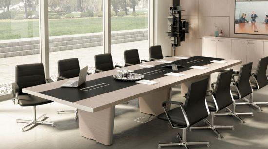 Mesa de reunión X10