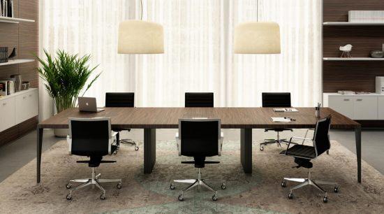 Mesa de reunión X9
