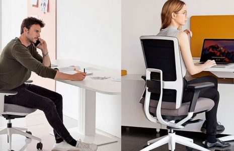 Diferentes mesas operativas para la reforma de su oficina