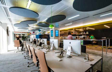 Pros y contras de las oficinas open space