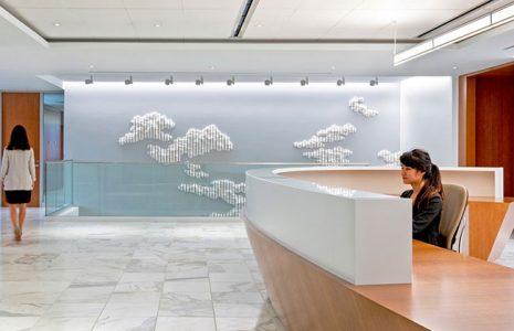 3 ejemplos del diseño de oficinas para abogados