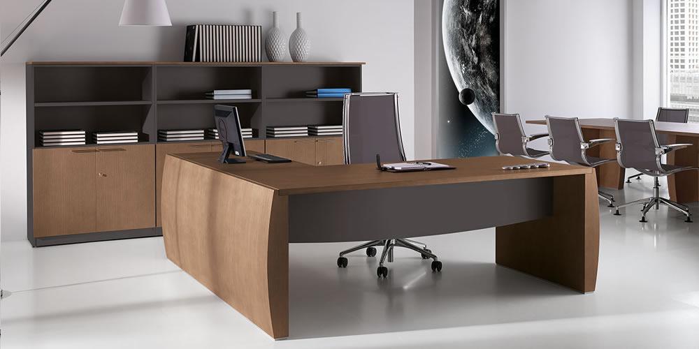 Mesa de direcci n serena equipamiento integral de oficinas - Equipamiento integral de oficinas ...