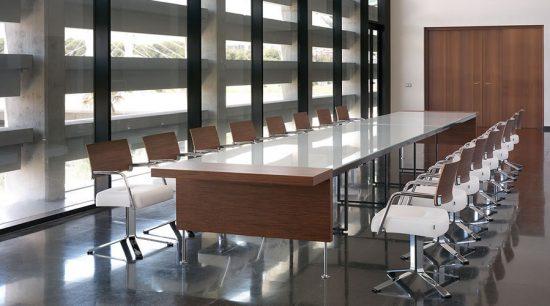 Mesa de Reunión Prima Sinfonía