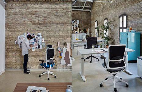 TNK Flex y TNK 500, sillas de oficina hechas para el confort