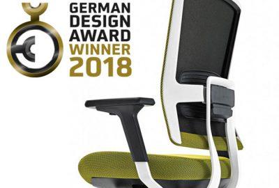 TNK Flex de Actiu galardonada con el premio German Design Award 2018