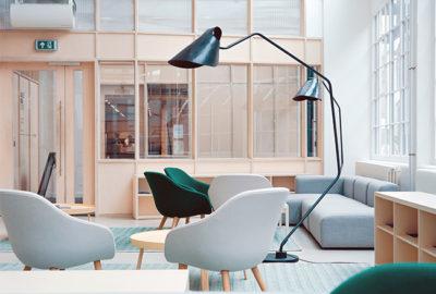 Luz natural en las oficinas