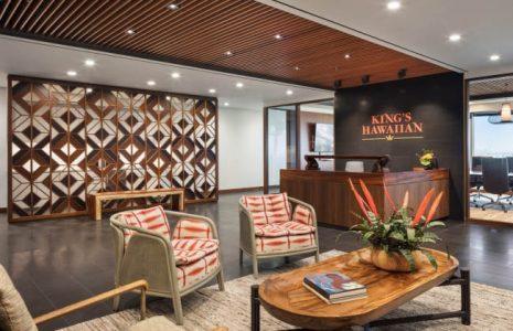 Diseño de oficina hawaiano: hana maikaʻi