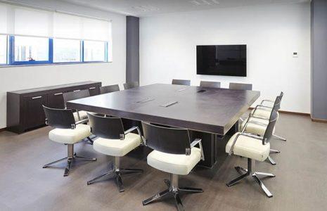 Decoración de oficinas G.A.Z.C en Madrid por Solida Equipamiento Integral