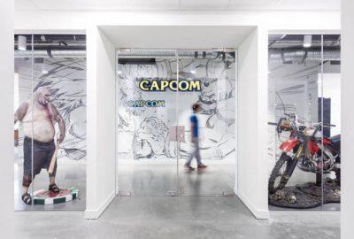 Oficinas Capcom Canadá: el sueño del gamer
