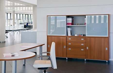 3 modelos de mobiliario de almacenaje para tu oficina