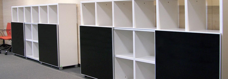 Armarios de oficina y archivo