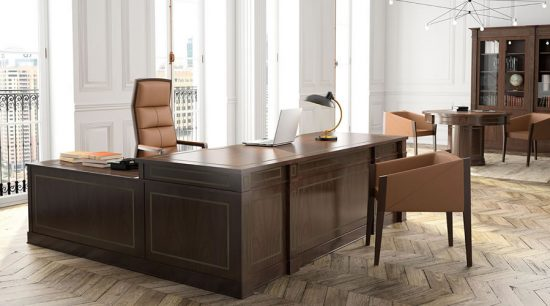 Mesa de Dirección Artluxe