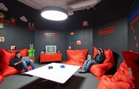 3 aspectos positivos de crear zonas de descanso en la oficina