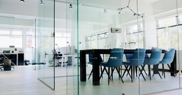 Tus oficinas del color corporativo de tu empresa - Equipamiento integral de oficinas ...