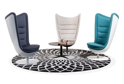 3 modelos de soft seating que darán personalidad a su espacio de trabajo