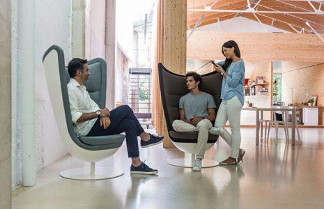 Claves del mobiliario de oficina moderno
