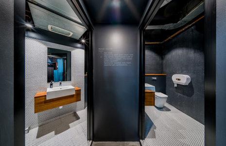 Diseños para el baño de su oficina