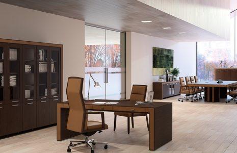 Mesa de oficina Belesa, consigue un despacho 100% personalizado