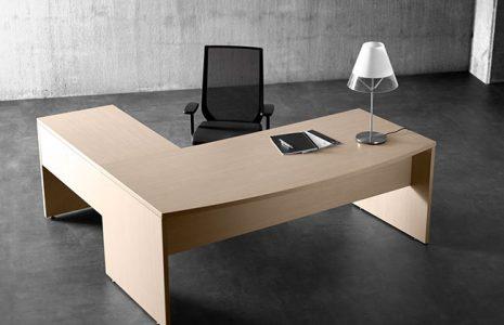 La mesa de oficina operativa Blok