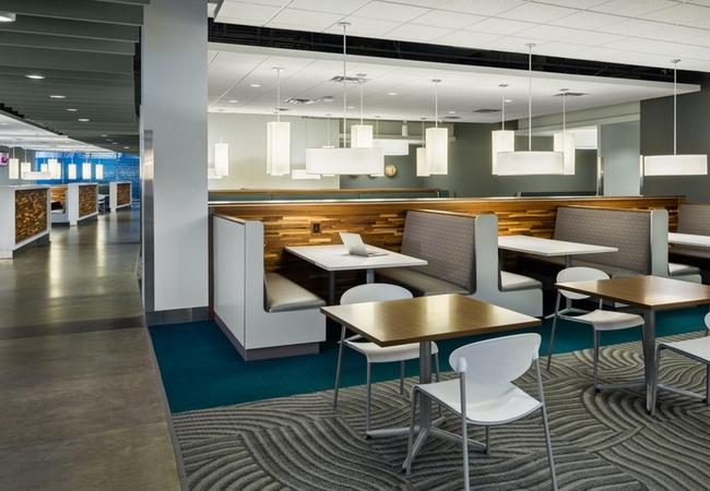 Diseos cafeterias y grammi finest lemonbeuna cafetera for Cafeterias modernas