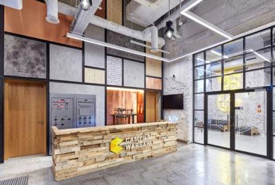 Conoce el nuevo diseño co-working de Massive Design para Google