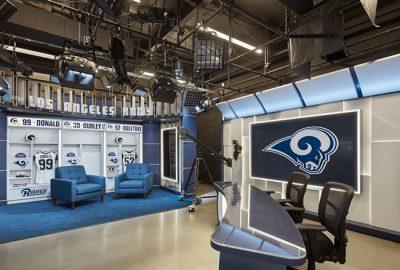 Descubre el innovador diseño de las oficinas de los Rams de los Ángeles