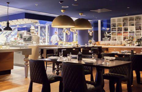 Las 6 tendencias en diseño de restaurantes