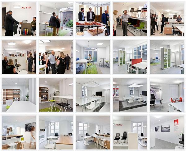Soluciones funcionales para la oficina muebles e ideas - Ikea coste montaje ...