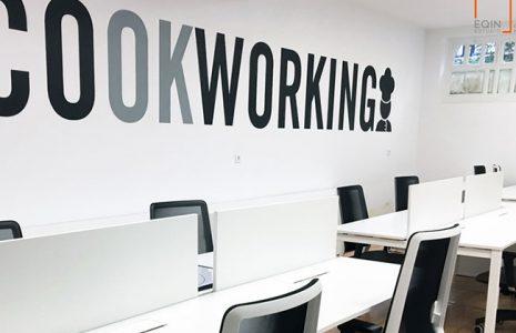 Conoce nuestro diseño para COOK-working, coworking para cocineros