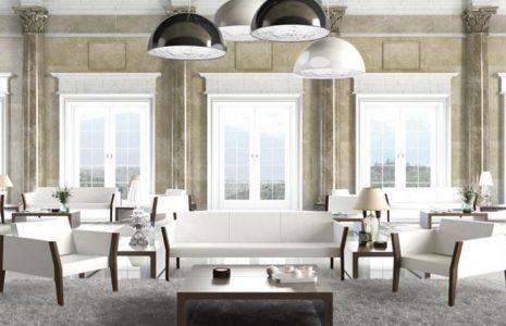 Sofás de oficina Ray of Light de Ofifran: Toque de confort con esencia mediterránea