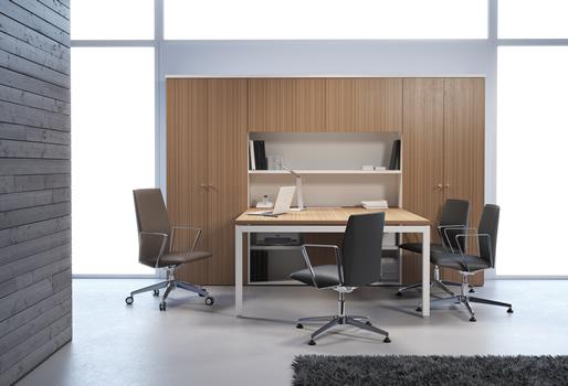 Decoración de oficinas - Equipamiento Integral de Oficinas