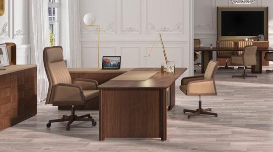 Mesa de despacho Artdeco
