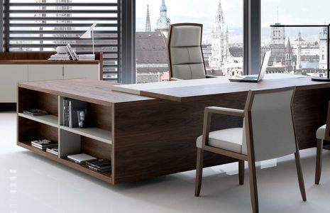 Los mejores muebles de oficina para despachos de dirección