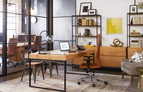 Mesas de oficina archivos p gina 6 de 10 equipamiento for Despacho estilo industrial