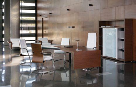 Despachos de dirección que reflejan su personalidad