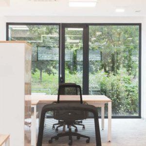 Equipamiento de espacio de trabajo