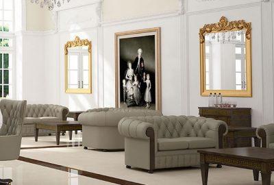 Decore su oficina al estilo clásico victoriano